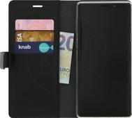Azuri Wallet Magnet Samsung Galaxy Note 9 Book Case Black