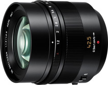 Panasonic Leica DG Nocticron 42.5mm f/1.2 ASPH. POWER Zwart