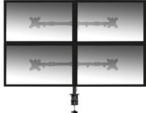 Ewent EW1514 Monitor Bracket for 4 Monitors