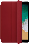 Apple Leren Smart Cover iPad Air (2019) en iPad 2019 RED
