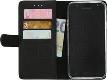 Azuri Wallet Magneet Samsung Galaxy J3 (2017) Book Case Zwart