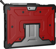 UAG Metropolis Microsoft Surface Go Book Case Rood
