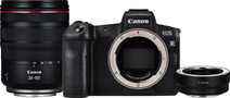 Canon EOS R + EF-EOS R Adapter + RF 24-105mm f/4L IS USM