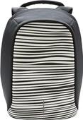 XD Design Bobby Backpack Compact Antivol Zebra