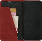 Krusell Sunne Galaxy S9 Plus Book Case Rood