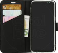 Valenta Premium Galaxy S8 Book Case Zwart