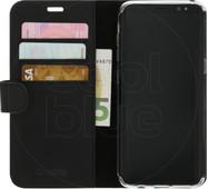 Valenta Classic Luxe Samsung Galaxy S8 Book Case Black