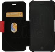 UAG Metropolis Magma Apple iPhone 6 Plus/6s Plus/7 Plus/8 Plus Book Case Rood