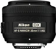 Nikon AF-S 35 mm f/1.8G DX