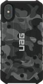 UAG Pathfinder Camo Apple iPhone X Back Cover Black