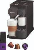 DeLonghi Nespresso Lattissima One Black