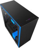 NZXT H700 Zwart/Blauw