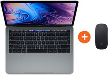 Apple MacBook Pro 13 inches Touch Bar (2018) MR9Q2FN/A + Mouse