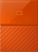 WD My Passport 2 TB Oranje