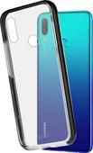 Azuri Back Cover Flexible Bumper Huawei P Smart (2019) Noir