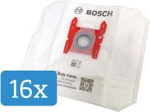 Bosch BBZ16GALL vacuum cleaner bag (16 units)