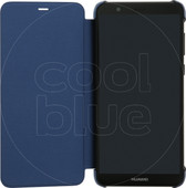 Huawei P Smart Flip Cover Book Case Blue