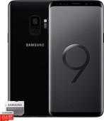 Samsung Galaxy S9 64GB Zwart + geheugenkaart
