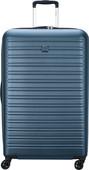 Delsey Segur 2.0 Valise à 4 roulettes 81 cm Blue