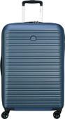 Delsey Valise à 4 Roulettes Segur 2.0 70 cm Blue