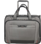 "Samsonite Pro-DLX 5 Rolling Tote 15.6 ""Magnetic Gray"