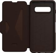 OtterBox Strada Book Case Samsung Galaxy S10 Brun