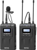 Boya UHF Duo Lavalier Microphone Sans Fil BY-WM8 Pro-K1