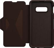 OtterBox Strada Samsung Galaxy S10e Book Case Brun