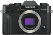 FujiFilm X-T30 Boîtier Noir