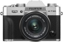 Fujifilm X-T30 Argent + XC 15-45 mm f/3.5-5.6 OIS PZ