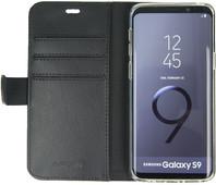 Valenta Booklet Classic Luxury Galaxy S9 Book Case Black