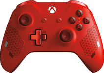 Microsoft Xbox Draadloze Controller Sport Red SE