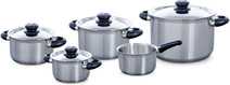 BK Carat+ 5-piece Cookware set