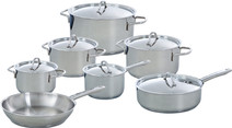 BK Profiline Cookware Set 7-piece