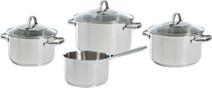 BK Essentials 4-piece Cookware Set