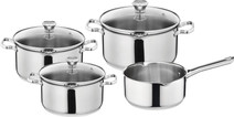 Ensemble de 4 casseroles Tefal Duetto