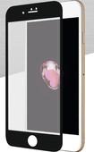 Azuri Apple iPhone 7 Plus Screenprotector Curved Gehard Glas Duo Pack Zwart
