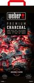 Weber Charcoal 5 kg