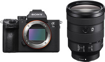 Sony Alpha A7III + FE 24-105 mm f/4 G OSS