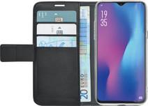 Azuri Wallet Book case Magnétique Huawei P30 Pro Noir