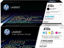 HP 410X Toner Combo pack 4-Kleuren