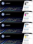 HP 203A Toner Combo pack 4-Kleuren