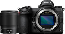 Nikon Z6 + Adaptateur FTZ + Nikon NIKKOR Z 35 mm f/1.8 S