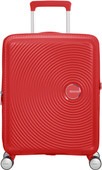 American Tourister Soundbox Expandable Spinner 55cm Coral Red