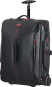 Samsonite Paradiver Light Duffle Wheels 55 cm Black
