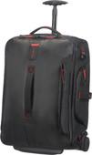 Samsonite Paradiver Light Duffle Wheels Backpack 55cm Black