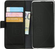 Azuri Wallet Magneet Samsung Galaxy S10 Book Case Zwart