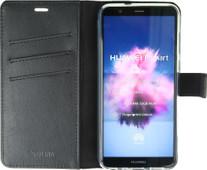 Valenta Booklet Gel Skin Huawei P Smart Book Case Zwart