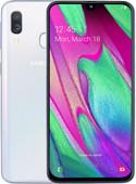 Samsung Galaxy A40 64 Go Blanc