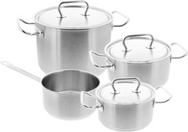Demeyere Classic 4-piece Cookware Set